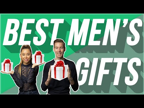 The 10 Best Gifts For Men | Men's Holiday Gift Guide 2019