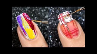 New Nail Art Tutorial 2018 💄😱 The Best Nail Art Designs Compilation #28