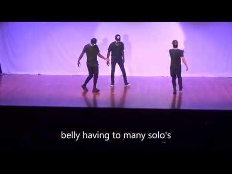 Amazing robot dancing#backflip at the...