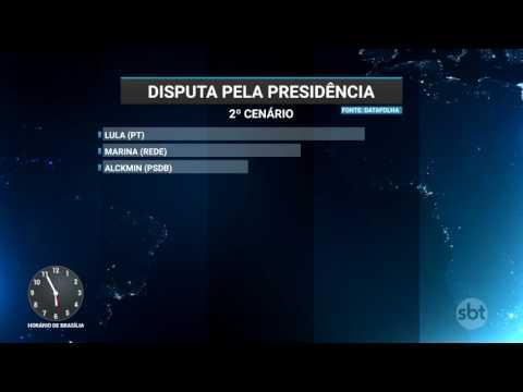 Marina Silva lidera todos os cenários de 2º turno, aponta Datafolha