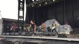 Rapture - Touché Amoré Live at Riot Fest Chicago 2016