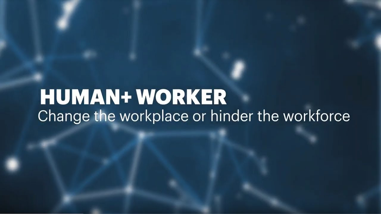 Tech Vision 2019 for Workday – Human+ Worker