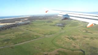 Jetstar 472 Landing newcastle airport 13OCT2012