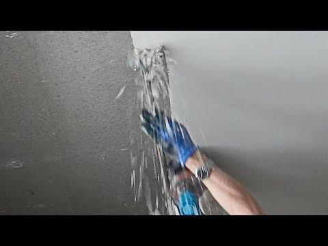 Легко демонтируем старые покрытия!