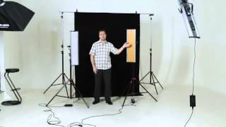 Светодиодная панель для фото и видео.