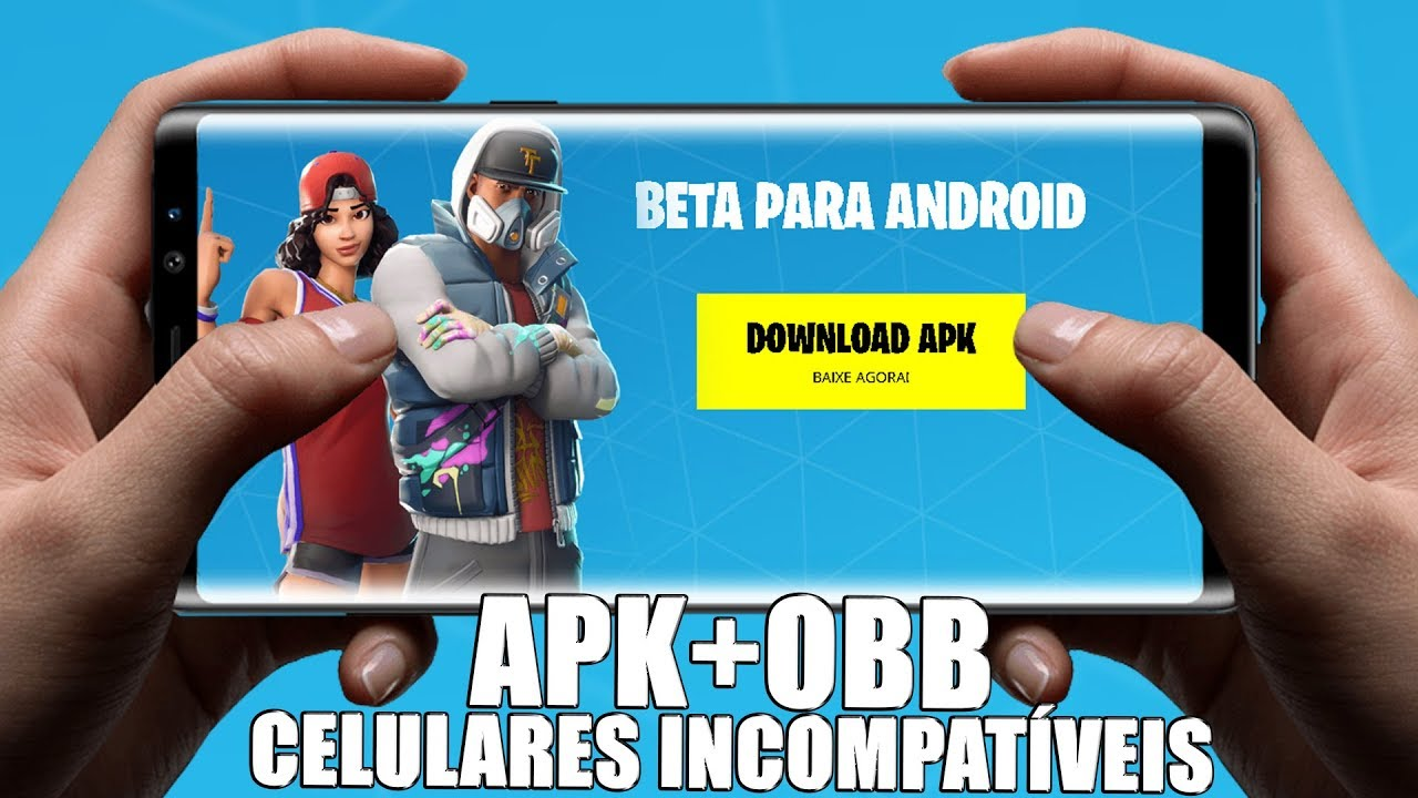 fortnite beta apk obb