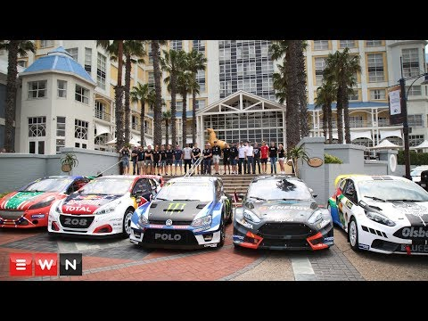World Rallycross visits Cape Town for the first time