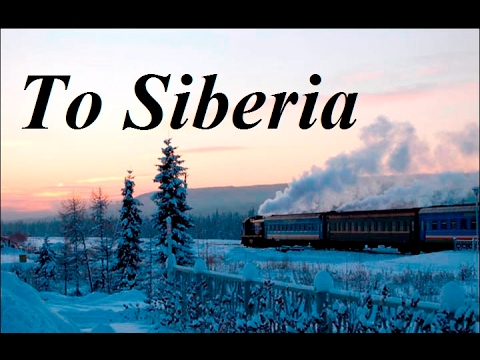 Russia/Trans Siberia Express (Moscow to Jekaterinenburg ) Part 17