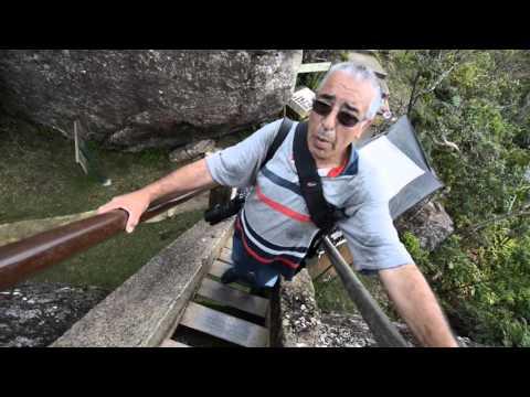 Izik and Maxime Climbed to the Top of Gran Piedra -Santiago de Cuba 7-3-16 video 9330