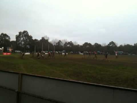 Upper Ferntree Gully Football Club Premiers 2010 (Last 1 minute of the game)