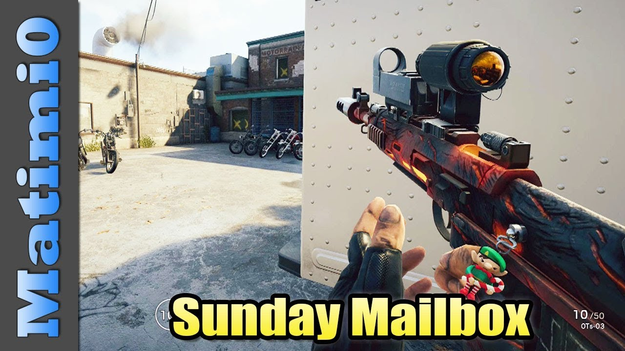 0db2bc3c75bd3 Ubisoft Fixing Crouch Spam - Sunday Mailbox - Rainbow Six Siege ...