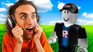 KWEBBELKOP PLAYS ROBLOX! (Roblox)