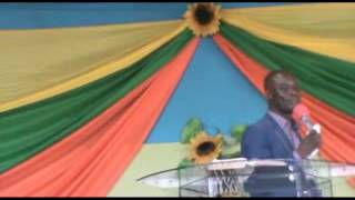 Gambar cover Rev Vincent Okoth Deliverence Part One