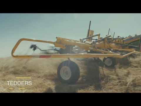 New Holland Hay & Forage Equipment