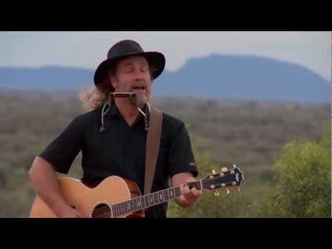 Steve Grace-Western desert sun