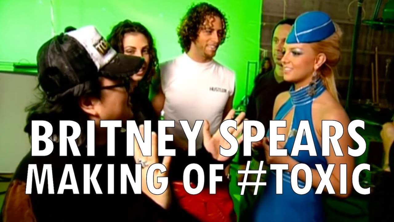 Britney Spears - Making of TOXIC | Behind The Scenes ...