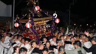 半原神社 八雲祭