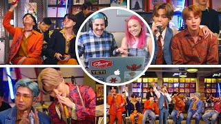Musicians React to BTS: Tiny Desk (Home) Concert   (Reaction/Review)