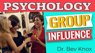 Learn Psychology While You Sleep - Group Processes: Influence, Gender & Leadership