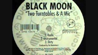 Black Moon - Two Turntables And A Mic Instrumental
