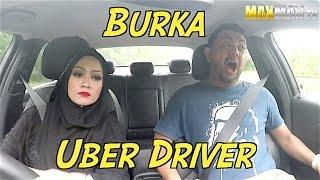 Fast & Furious Hijab Uber Driver Prank - MaxmanTV