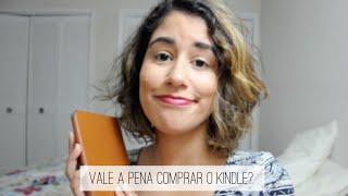 VALE A PENA COMPRAR O KINDLE? | INFO BÁSICAS
