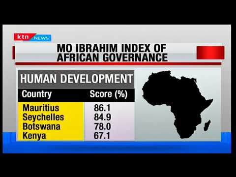 MO Ibrahim index of African governance