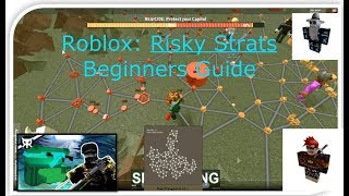 Risky Strats Roblox Beginners Guide