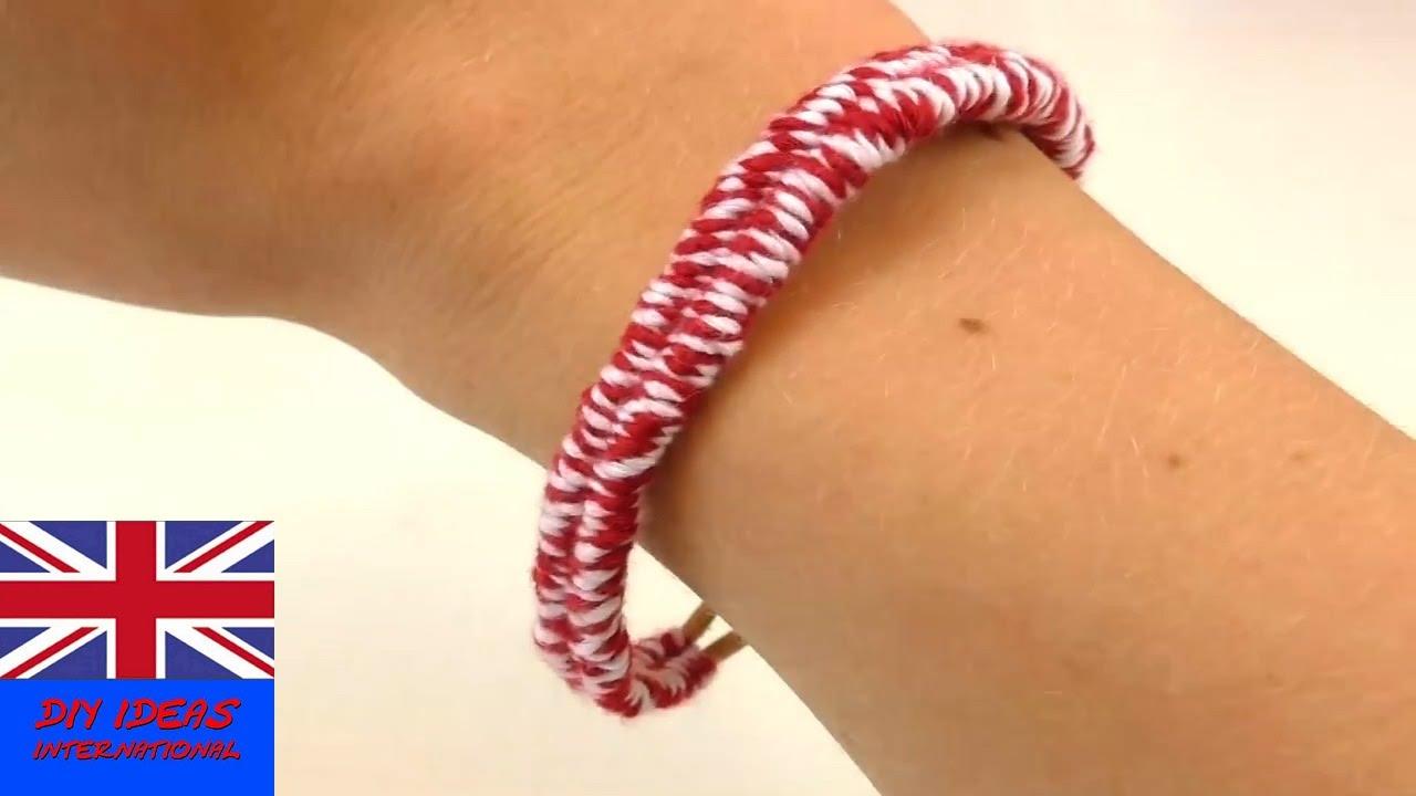 Tutorial: Friendships Bracelet  Diy Friendship Bracelets Tutorial So Easy