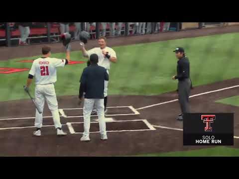 Texas Tech Baseball Vs. UNLV: Highlights (W, 11-3) | 3.4.2020