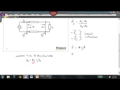 Topic 5 Part 2   Reflection Coefficient