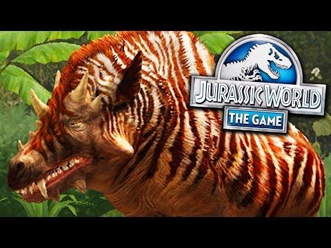 EU GANHEI UM ENTELODONTE! - Jurassic World - O Jogo - Ep 192