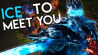 Heroes of the Storm | BAD TIME BADASS | Arthas Gameplay ft. Jesse Cox and Sinvicta