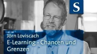 Jörn Loviscach: E-Learning - Chancen und Grenzen