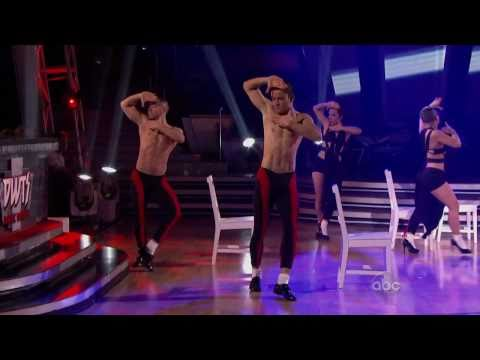Kylie Minogue - Get Outta My Way (Live On DWTS) - HD