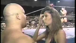 ECW Shane Douglas vs Francine 1996