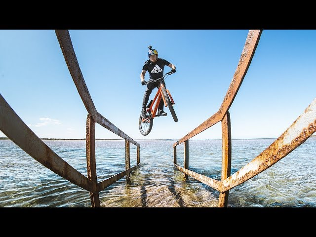 Danny MacAskill x adidas Outdoor : Welcome to the Family