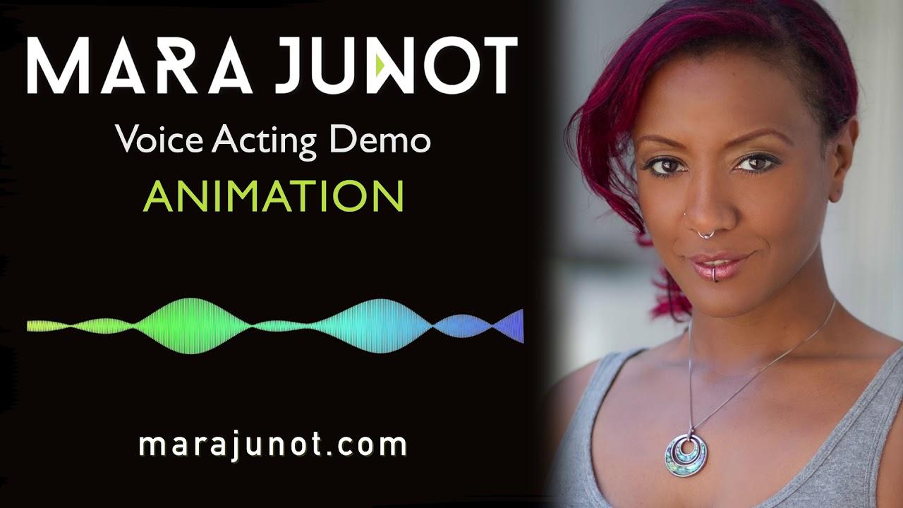 Mara Junot - Animation Video Demo