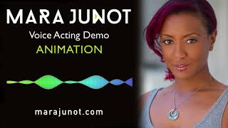 Animation Video Demo - Mara Junot