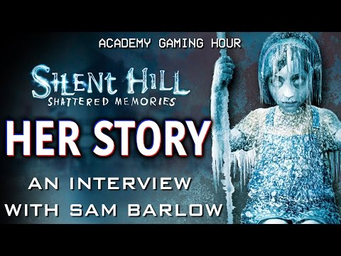 Academy Gaming Hour w/ Sam Barlow (Her Story/SH Shattered Memories)