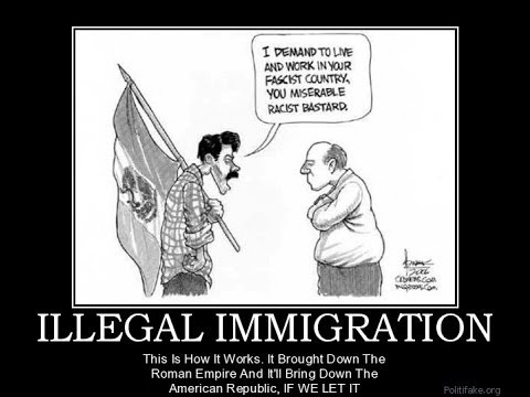 TED CRUZ,IMMIGRATION BILL FORCES EMPLOYERS TO HIRE ILLEGALS OR PAY 5000 DOLLAR FINE