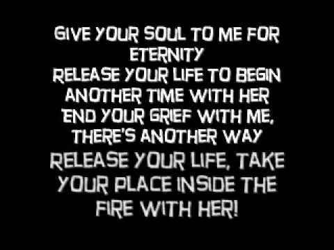 Disturbed - Inside The Fire - Lyrics