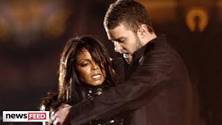 Justin Timberlake PLANNED Wardrobe Malfunction At 2004 SuperBowl!