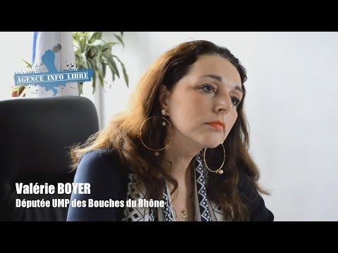 """Entretien avec Valérie Boyer: """"Gestation pour autrui, génocide arménien et relations franco'-russes"""""""