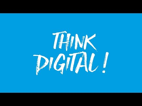 "Showreel ""Think Digital"" by Choosit, agence digitale"