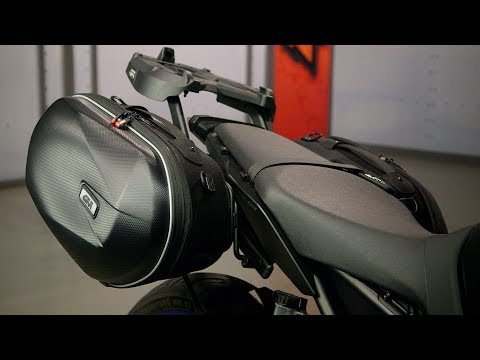 GIVI  3D600 EASYLOCK MOTORCYCLE SADDLE BAGS SIDE PANNIERS NEW Automotive Parts & Accessories PAIR