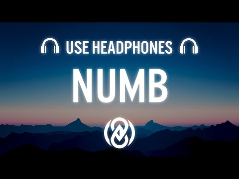 Arc North, New Beat Order, Cour & Aaron Richards - Numb (8D AUDIO) 🎧