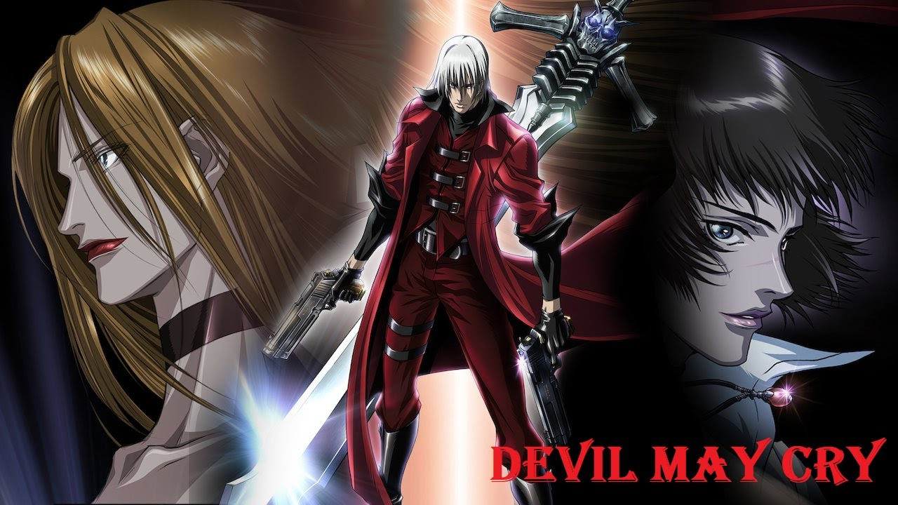 Download Devil May Cry (Anime) 1-12ep English Dubbed HD 1080p full screen