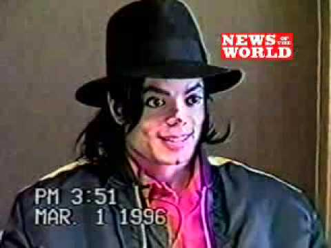 Micheal Jackson police interrogation