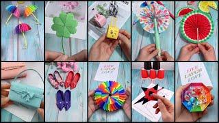 DIY Kids Crafts | Thủ công mỹ nghệ giấy | Cách làm đồ chơi bằng giấy | giấy thủ công cho trẻ em